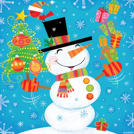 Snowman-11-A