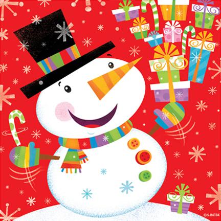Snowman-11-B