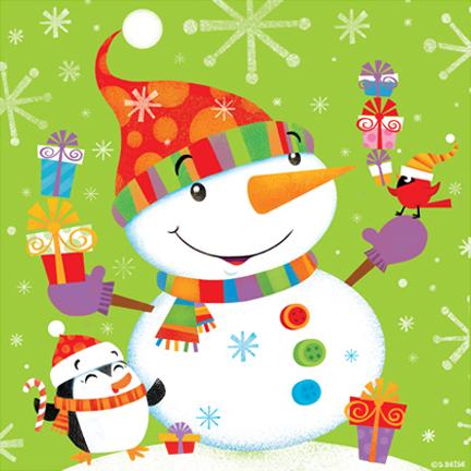 Snowman-11-C -1