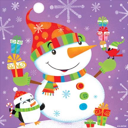 Snowman-11-C