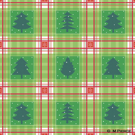 xmas-14-tree plaid