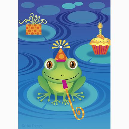 bday-15-frog
