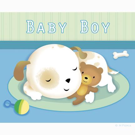 baby-15-slpy pup n bear
