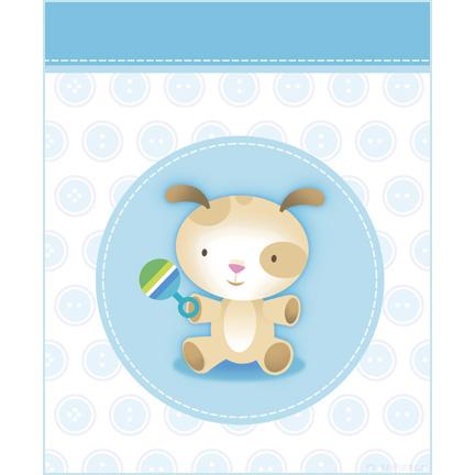 baby-14-puppy plka  B