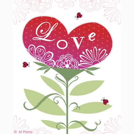 Val-15-Love flower
