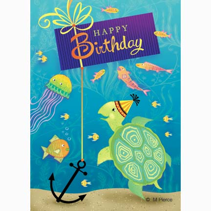 bday-15- sea turtle crd