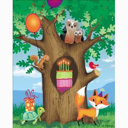 bday-15-oak tree