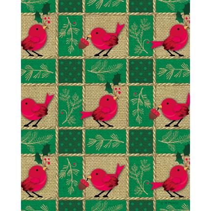 xmas-15-bird plaid