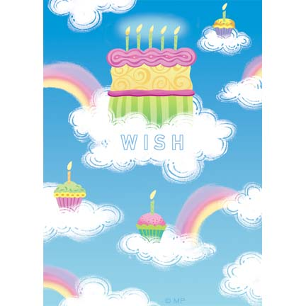 bday-16- wish cloud