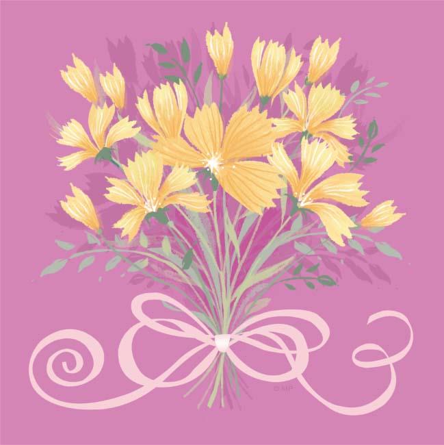 Floral R-16-Bouquet C