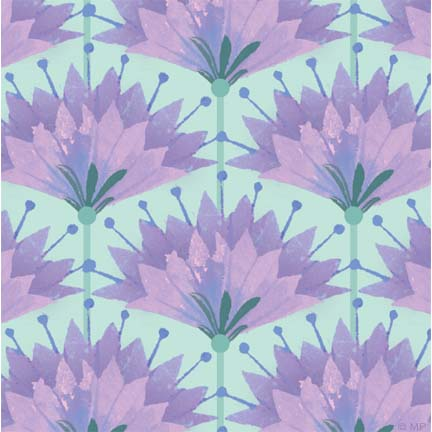 Floral R-16-pattern A