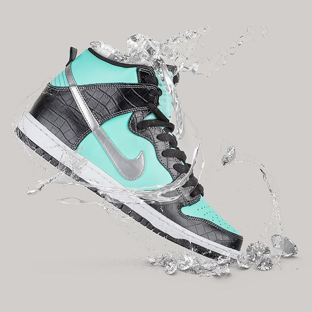 💎diamond cutter💎  #nikesb #tiffanys #nike #sneakersaddict #sneakerhead #sneakers #freshkicks #minimalistic #diamonds #complexkicks #nicekicks #igsneakercommunity #igsneakers