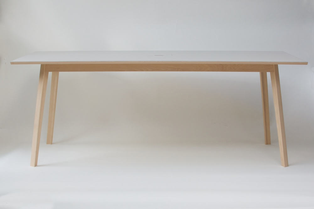 Wolff Olins rectangular table