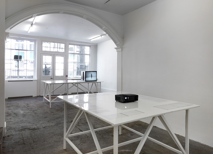 Yvonne Rainer at Raven Row July 2014 We have been working with Raven Row on the exhibition design of the current show - Yvonne Rainer: Dance Works running from 11th July to 10th August 2014. Click here for more images.