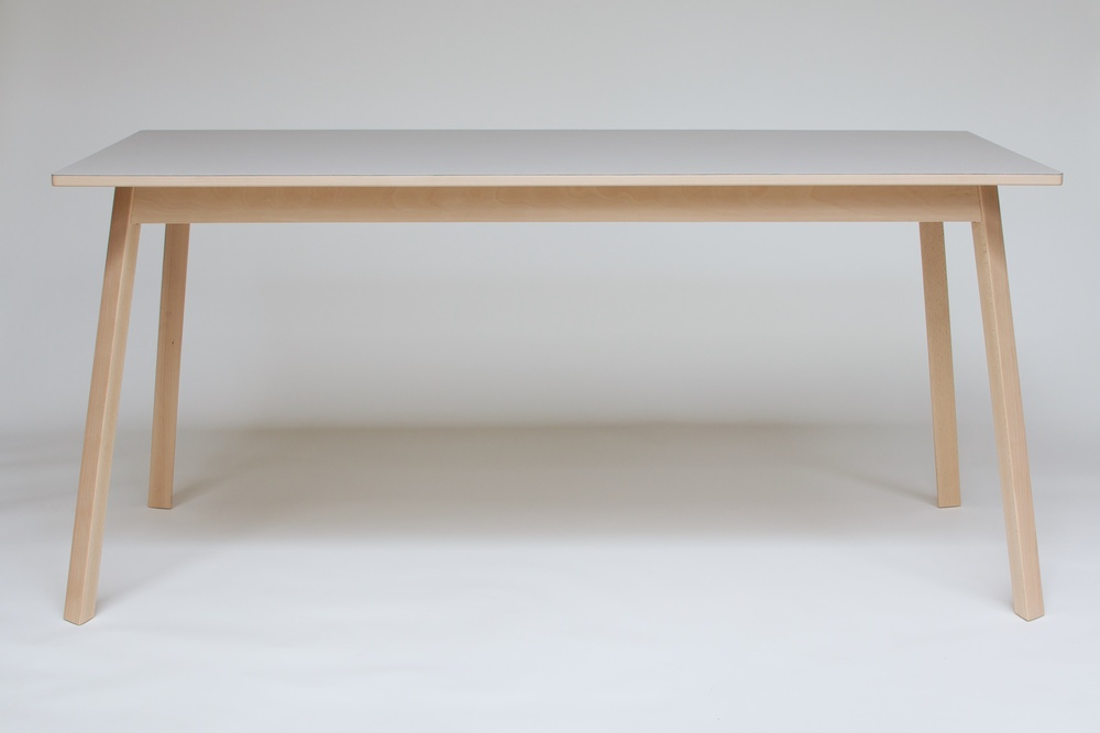 Triangle Leg Table 1