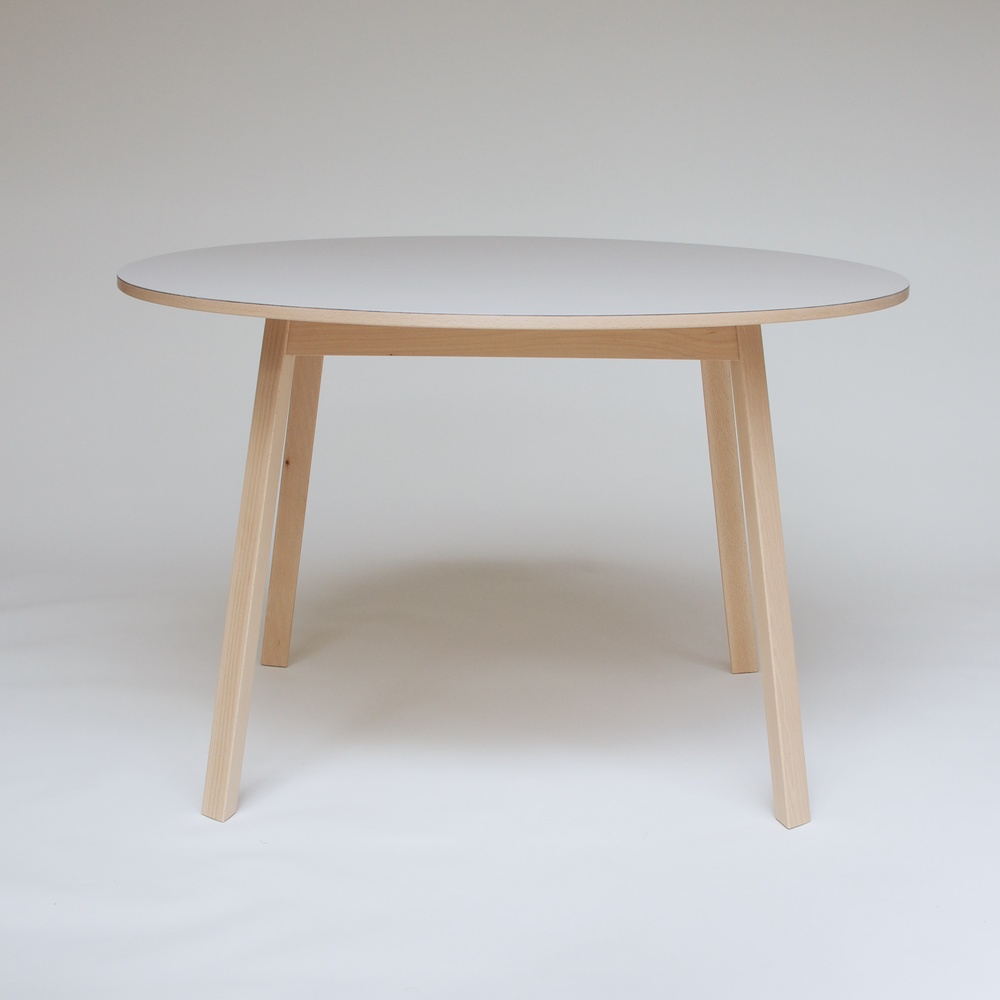 Triangle Leg Table 5