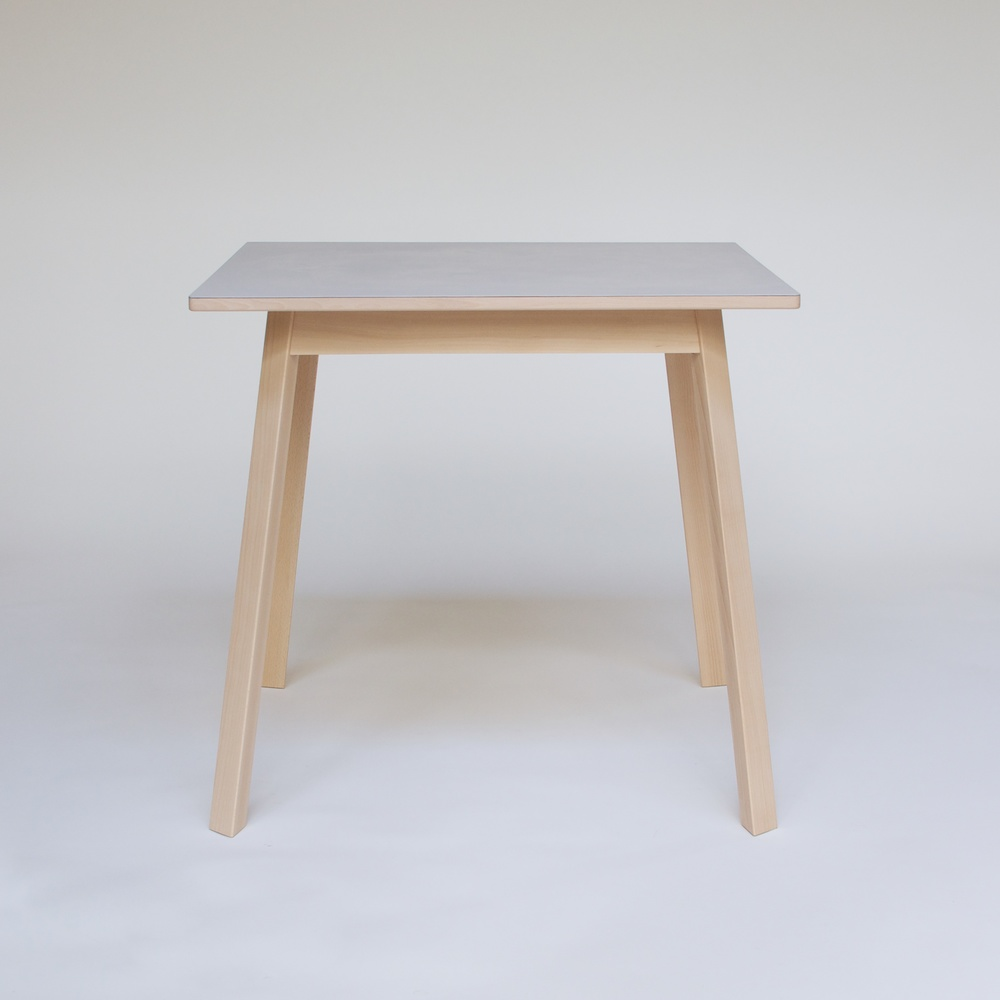 Triangle Leg Table 7