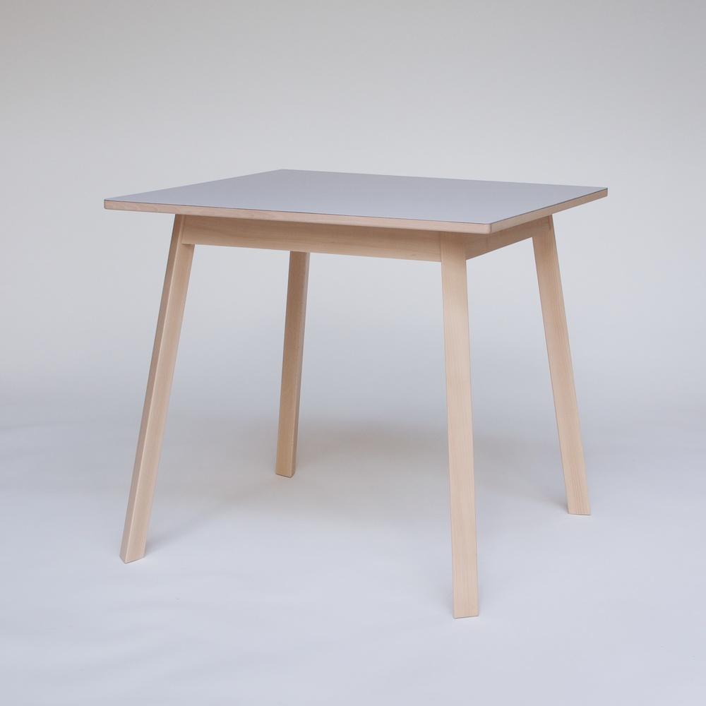 Triangle Leg Table 8