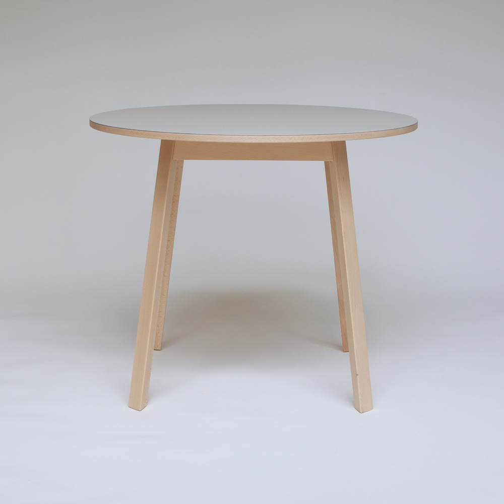 Triangle Leg Table 3