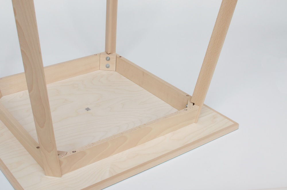Triangle Leg Table 10