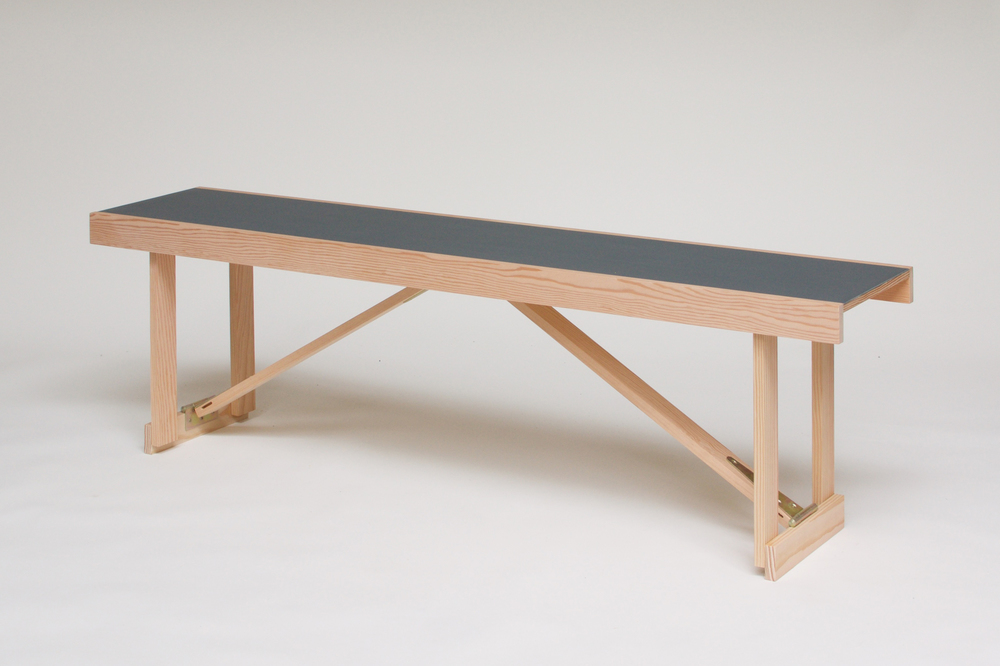 Lino Folding Bench 2
