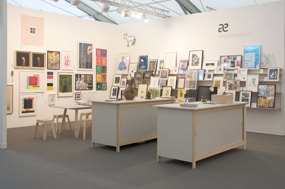 Allied Editions - Frieze London 2015