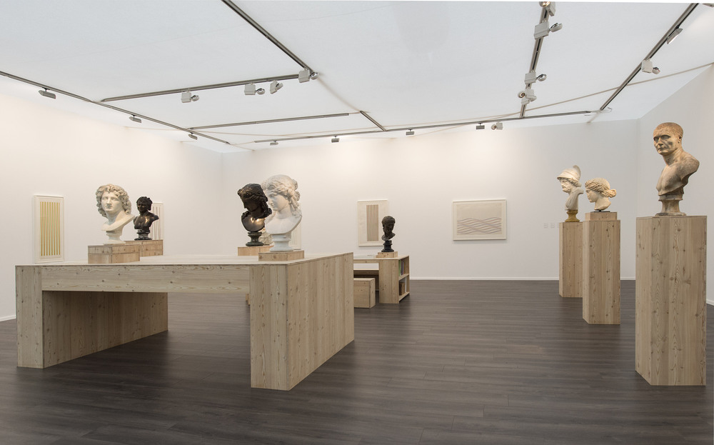 Karsten Schubert & Tomasso Brothers - Frieze Masters 2015
