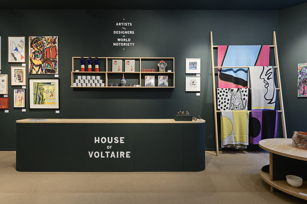 House of Voltaire 2016 - Cork Street