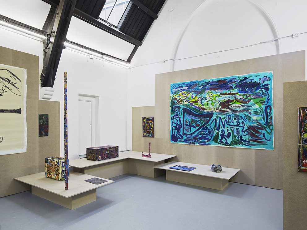 John Sheehy Studio Voltaire