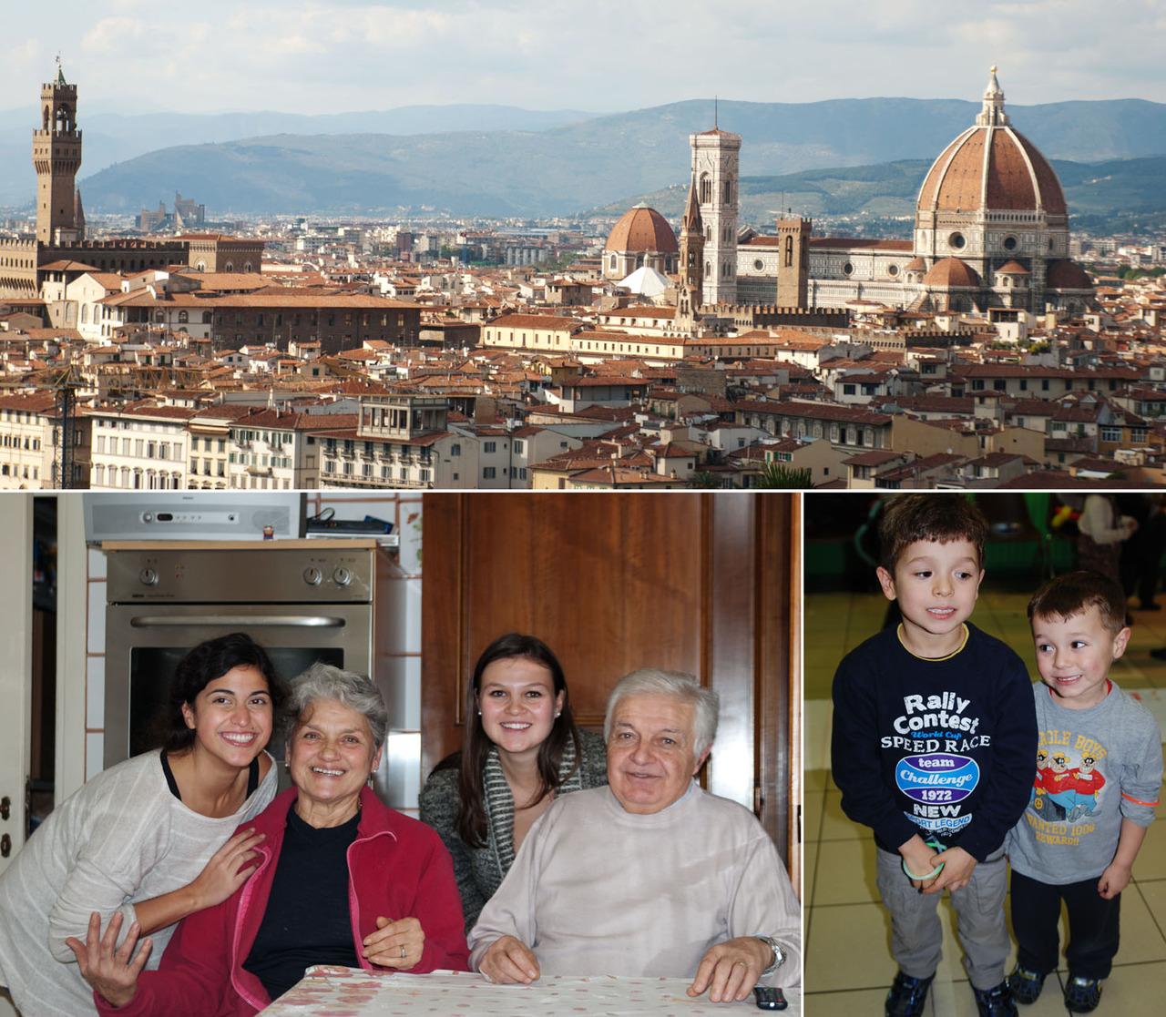 Cara Firenze, mi mancherai. <3