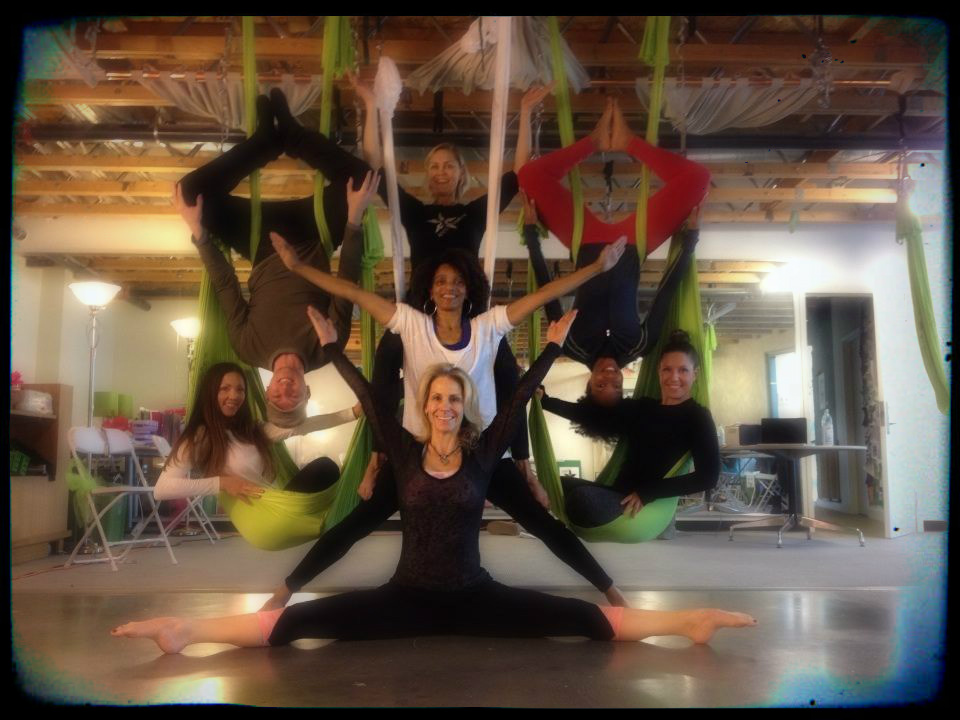 AntiGravity®Fitness FUNDamentals 1&2 Teacher Training