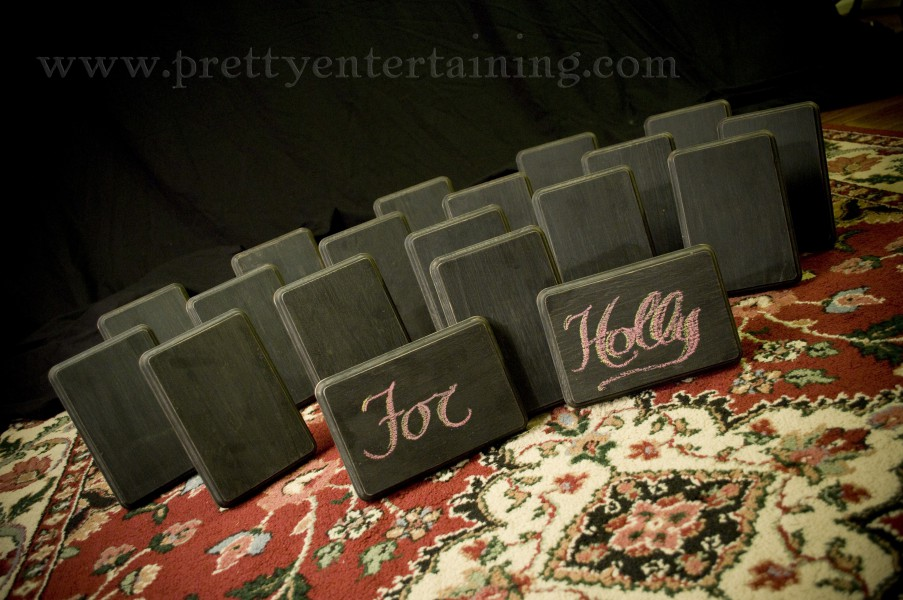 Holly's Chalkboards