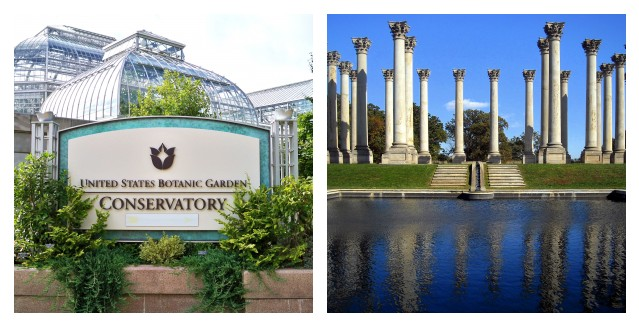 Permitting For D C Wedding Photography The United States Botanic Garden And The U S National