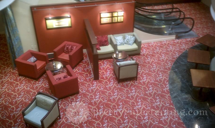 Washington Marriott Lobby