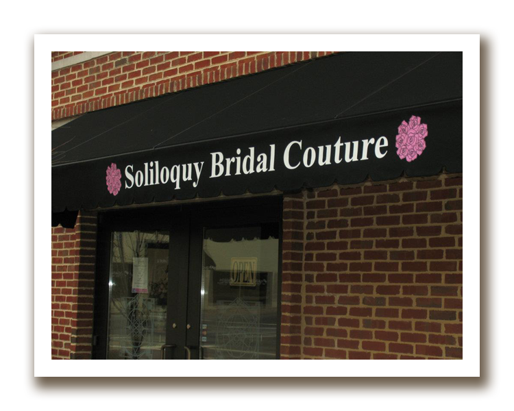 Soliloquy Bridal Couture, Herndon, Virginia