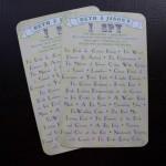I Spy Cards for Wedding Reception - Printable PDF