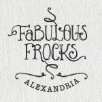 fabulous frocks, alexandria, virginia