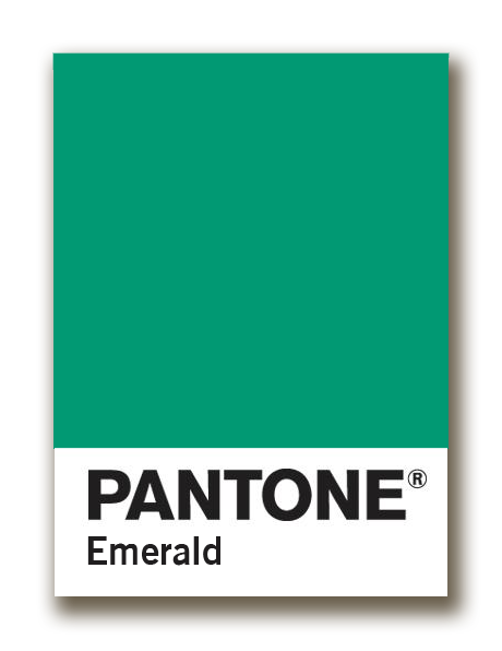 Pantones 2013 Color Of The Year Emerald