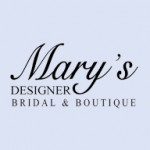 winter trunk show at mary's bridal