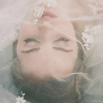 enchanted atelier floral fields veil