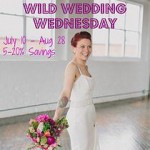 wild wedding wednesdays at soliloquy bridal couture