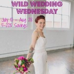 wild wedding wednesdays at soliloquy bridal couture, herndon, virginia