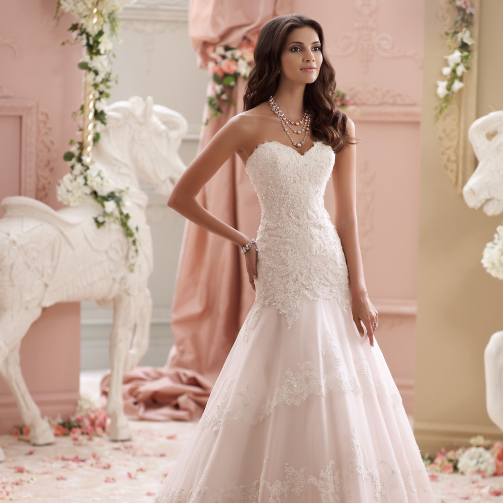 david tutera for mon cheri adalynn