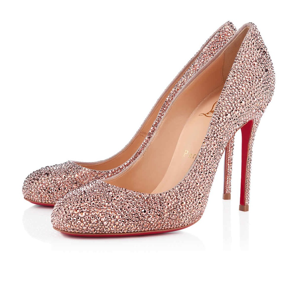 fifi strass pumps by christian louboutin