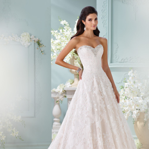 david tutera for mon cheri clytie