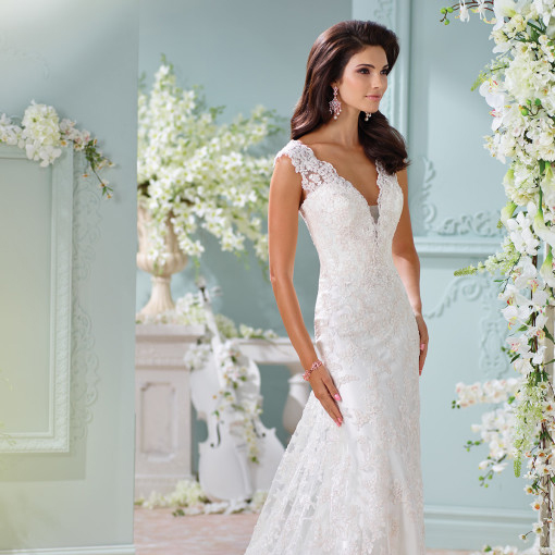 david tutera for mon cheri dayton