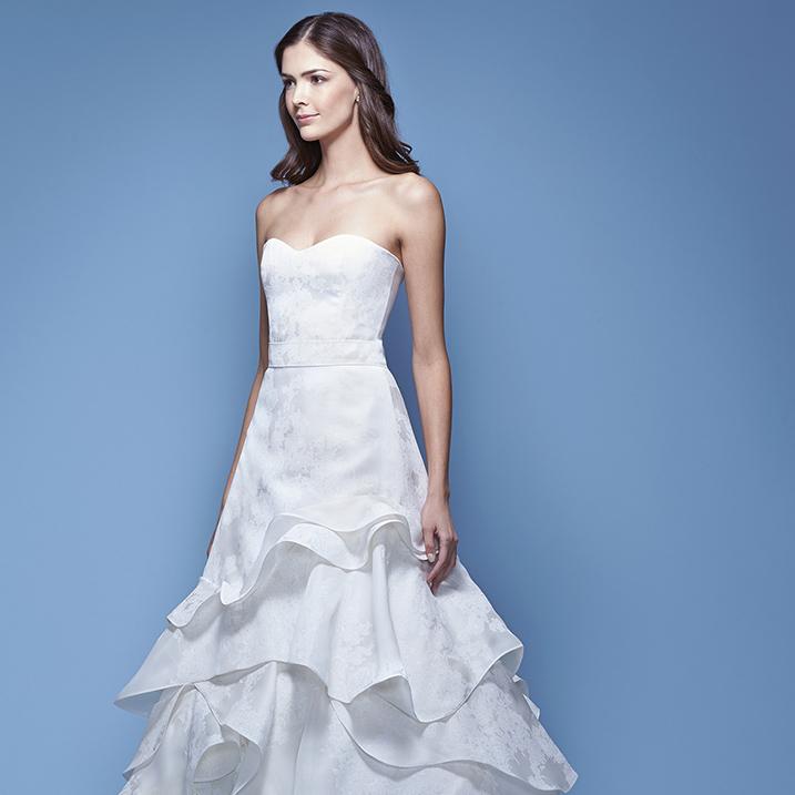 carolina herrera jill betsy robinson's bridal collection baltimore maryland md