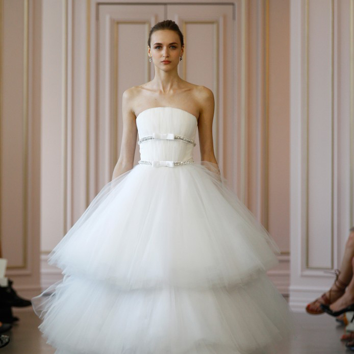 oscar de la renta emma the bridal salon at saks jandel chevy chase maryland md