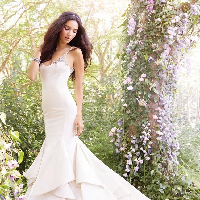 jim hjelm JH8558 ellie's bridal boutique alexandria virginia va