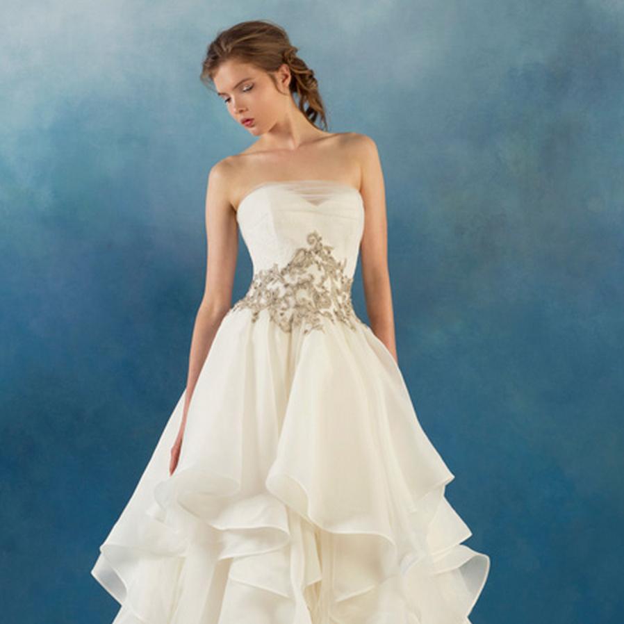 alyne genevieve francesca's bridal baltimore maryland md